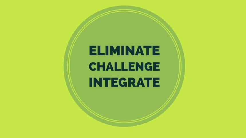 Eliminate, Challenge, Integrate- Phases of the Low FODMAP Diet