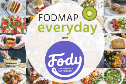 FODMAP Everyday and FODY Foods are a match made in heaven!
