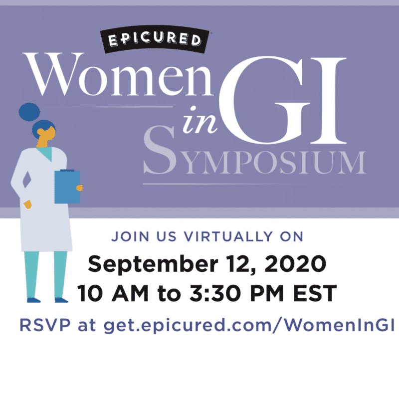 Poster for Women In GI Symposium